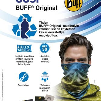 BUFF Original custom -huivi